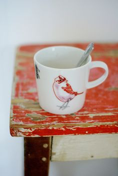 good morning! by wood & wool stool, via Flickr