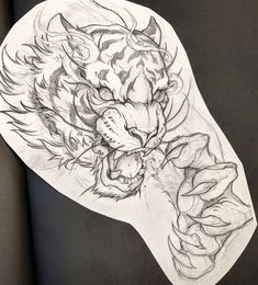 Images Of Drawings Of Mouth Hand Tattoos . Images Of Drawings Of Mouth Hand Tattoos . Tiger Tattoo Design, Tattoo Design Drawings, Tattoo Sketches, Hand Tattoos, Sleeve Tattoos, Arm Tattoo, Tattoo Ink, Small Tattoos, Japanese Tiger Tattoo