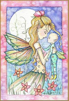 Fairy and Baby - Molly Harrison - Heart to Heart