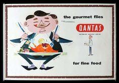 Qantas 1960s