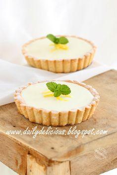 dailydelicious: Milk tart: Sweet, sweet my little tart!