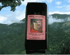 100% PureJamican Blue Mountain Coffee   Straight from the magical beauty and lush vegetation of the Blue Mountain range to you comes this rarest of all coffees! JBM, famous for its clean, refined taste and hint of natural sweetness, is truly a delight to the senses.