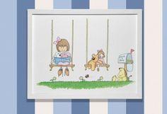 cuadros para niños muy lindos
