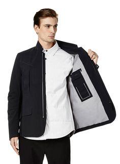 ISAORA | Tech 3 Layer Sportcoat
