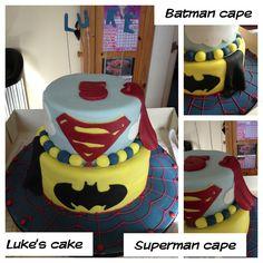 Luke 5th birthday cake made by me