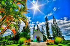 Santuario Schoenstatt de Cabo Rojo - Carretera 100 Km 5.3 en Cabo Rojo. Está a cargo de las Hermanas Marianas de Schoenstatt. El Santuario de Solidaridad fue consagrado el 7 de julio de 1973.