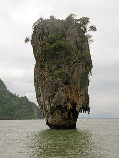 James Bond Island, Thailand.