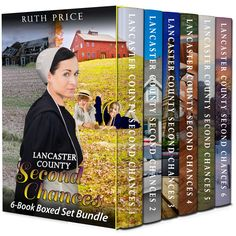 Lancaster County Second Chances 6-Book Boxed Set by Ruth Price. Sweet Amish Romance Boxed Set. $0.99 http://www.ebooksoda.com/ebook-deals/lancaster-county-second-chances-6-book-boxed-set-by-ruth-price