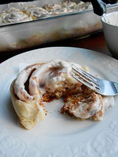 Culinary Couture: Homemade Cinnabon Cinnamon Rolls