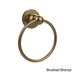Allied Bolero Collection Towel Ring