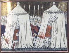BNF Français 268 - Ab Urbe Condita folio 486 1390 - 1400