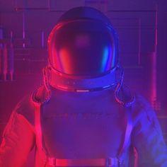 Violet Aesthetic, Aesthetic Space, Neon Aesthetic, Cyberpunk Character, Cyberpunk Art, Brave, Neon Noir, Landscape Concept, Character Design Inspiration