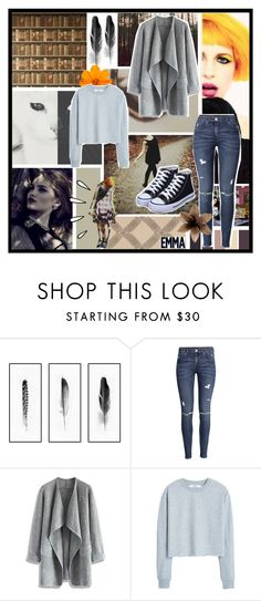 """""""Oh Hayley!"""" by dylemma ❤ liked on Polyvore featuring Kim Salmela, H&M, Chicwish, MANGO and Old Navy"""