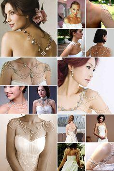 shoulder necklaces