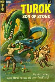Turok, Son of Stone (Volume) - Comic Vine