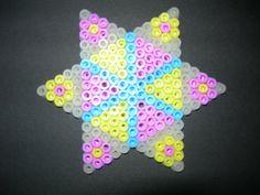 Strijkkralen - ster