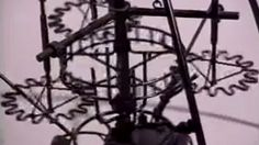 Making wire gears + the kinetic sculptures of Arthur Ganson