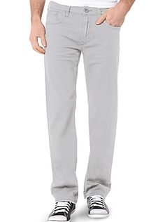 These pants from Buffalo David Bitton have summer written all over them (in invisible ink).