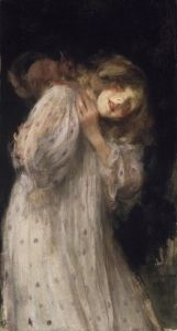 The Squirrel - Sir James Jebusa Shannon - The Athenaeum