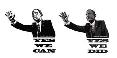 We'll miss you, mr. President, @Ivan Canu salzmanart.com #obama #uspresident #yeswecan #yeswedid #iloveusa #americana #history #portraits