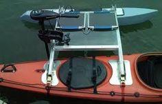 Bildergebnis für making outriggers kayaks