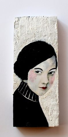Originalcollage / Lisbeth von mARTina haussmann auf DaWanda.com