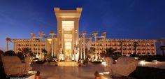 Kish hotels. Persian Gulf, Iran.
