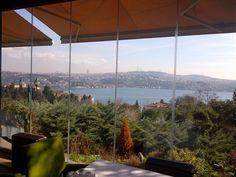 Ulus 29 overlooking the Bosphorus in Istanbul