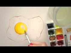 Draw Tip Tuesday Sunny Side Up