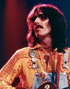 "spiritof1976: ""George Harrison, 1974 """
