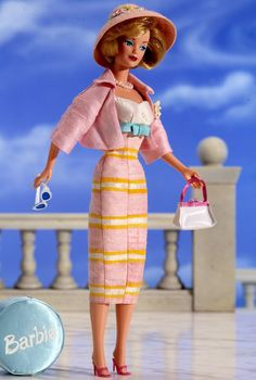 Summer Sophisticate Barbie Doll