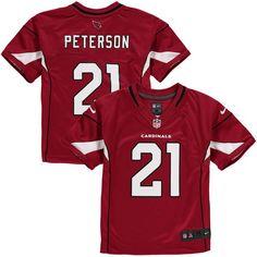 Patrick Peterson Arizona Cardinals Nike Preschool Game Jersey - Cardinal ... 145c2f786
