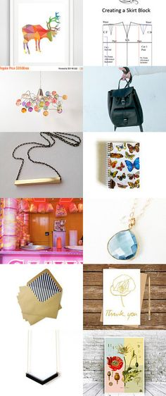 Colorful gifts by Elsa and Babis on Etsy--Pinned with TreasuryPin.com