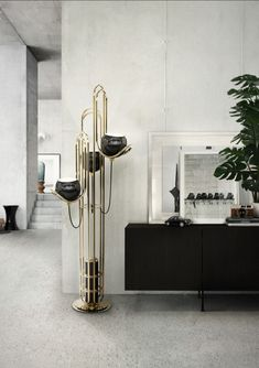 Contemporary Floor Lamp Design Ideas That You Will Love   http://diningandlivingroom.com/contemporary-floor-lamp-design-ideas/