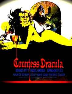 1971's Countess Dracula from Hammer Films