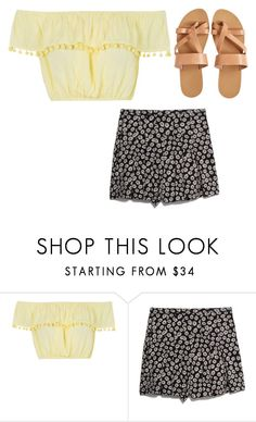 """Nice School day"" by m2w8w8 on Polyvore featuring Topshop, MANGO and KYMA"