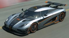 "Koenigsegg One:1 - 1341 Hp ""Legend Of The Supercar World"""