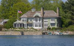 Direct waterfront in Mamaroneck, NY.  What a way to spend the summer!