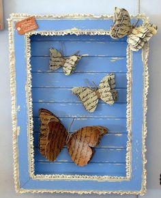 butterfly frame @Susanne Kean ?