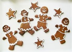 Quirky Cooking: Gluten Free Gingerbread Men with Xylitol Royal Icing Gluten Free Gingerbread, Gingerbread Man Cookies, Gingerbread Men, Gluten Free Flour, Gluten Free Cookies, Gluten Free Recipes, Dairy Free, Healthy Recipes, Quirky Cooking