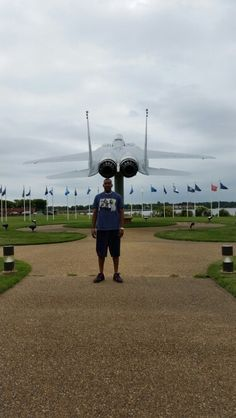 #Langley #AirForce #Base S/O to the military for keeping us safe stateside! #Virginia #Hampton