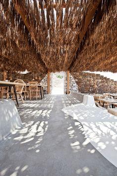 Alemagou, Mykonos, Greece  Photo © Yiorgos Kordakis  Image Courtesy of K - Studio