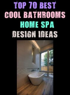 For those with a more enlightened approach to life, a bathroom is far more than just a place to carry out hurried–and often embarrassing–utilitarian tasks. For centuries the aristocracy saw the bathroom as a place to retreat and restore one's sense o #bathrooms #design #ideas Spa Design, Design Ideas, Mens Fashion Blog, Home Spa, Amazing Bathrooms, Restore, Restoration, Diy Crafts, Cool Stuff