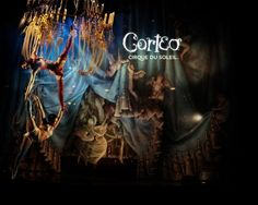 Corteo,we are on the DVD - and it was my face of all cirque shows!