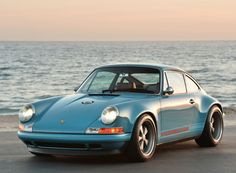 Remastered 911 from Singer Vehicle Design