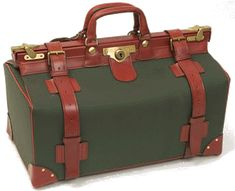 Countryman Luggage Range by Swaine Adeney