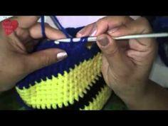 Aprende a tejer Gorro de Minions - Dos modelos / Tutoriales en video | Crochet y Dos agujas