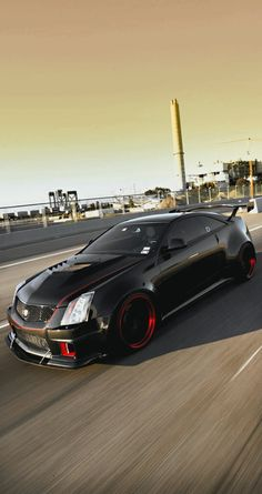(°!°) Cadillac CTS-V Coupe