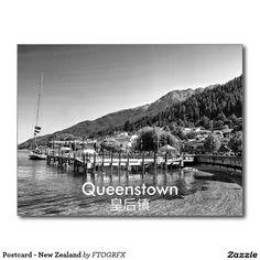Postcard - New Zealand