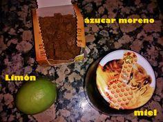 Estos son los únicos ingredientes que necesitáis para una MASCARILLA EXFOLIANTE casera! Podéis aprender a hacerla aquí: http://pinksunglassesblog.blogspot.com.es/2014/08/mascarillas-para-una-piel-radiante.html